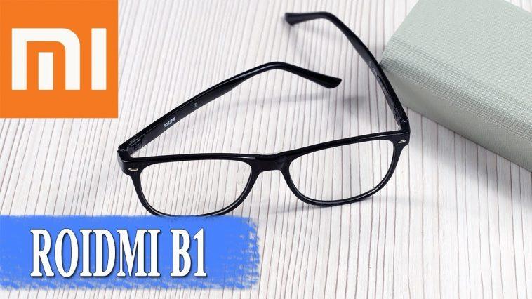 Los productos más extraños de Xiaomi: gafas Roidmi B1