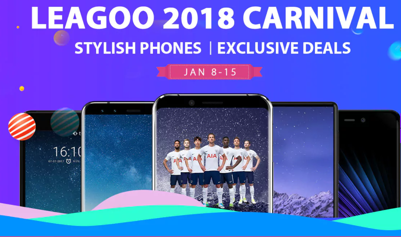 LEAGOO PROMOTION