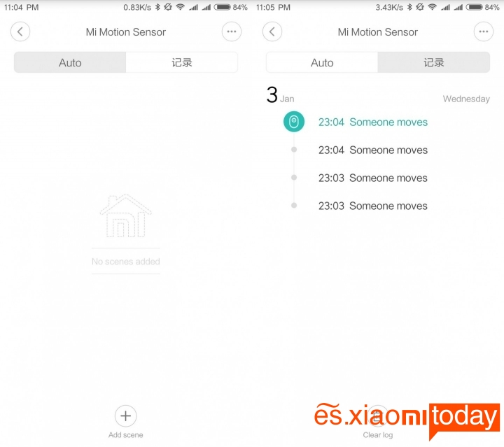 Set Completo Xiaomi Mijia Smart Gateway - Sensor de movimiento Mi Home APP