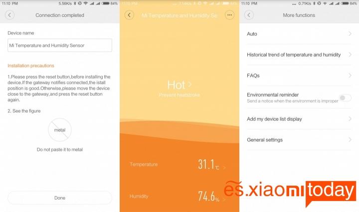 Set Completo Xiaomi Mijia Smart Gateway