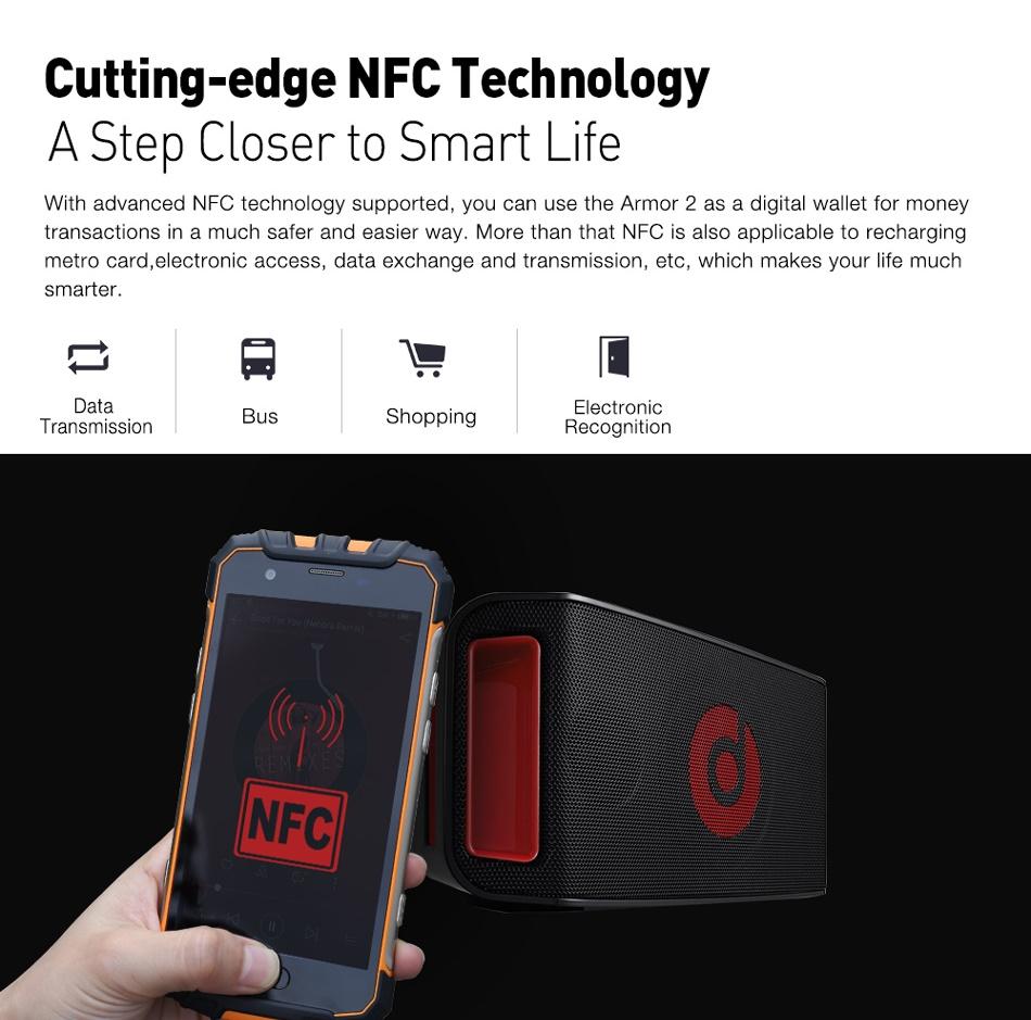 Ulefone Amor 2S NFC