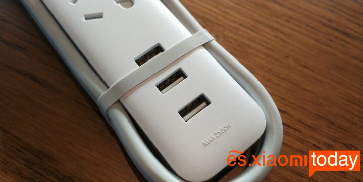 Xiaomi Mijia mini power strip - Especifcaciones