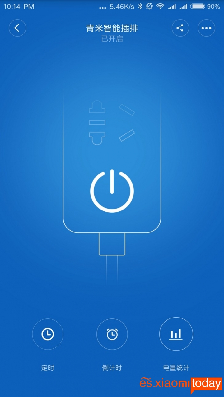 Xiaomi mini power strip