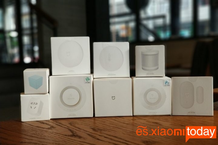 Set Completo Xiaomi Mijia Smart Gateway