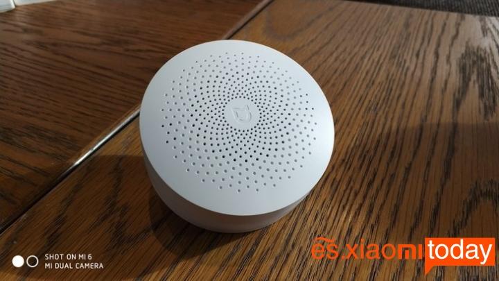 Set Completo Xiaomi Mijia Smart Gateway - Alarma central multifuncional