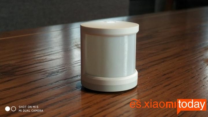 Set Completo Xiaomi Mijia Smart Gateway - Sensor de movimiento