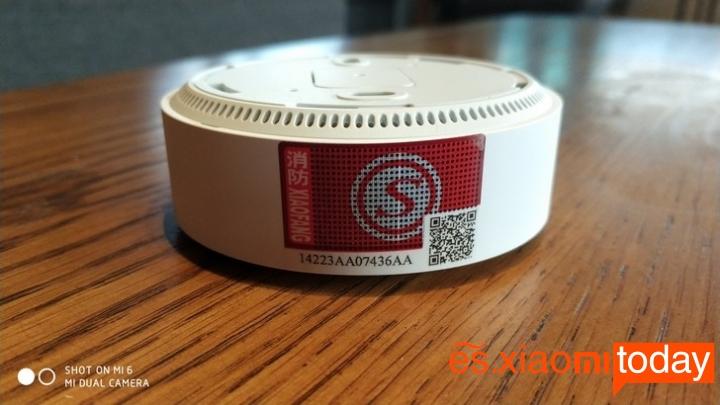 Set Completo Xiaomi Mijia Smart Gateway - Detector de gas natural