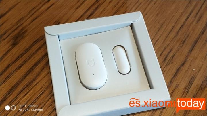 Set Completo Xiaomi Mijia Smart Gateway - Sensor de movimiento para puertas y ventanas