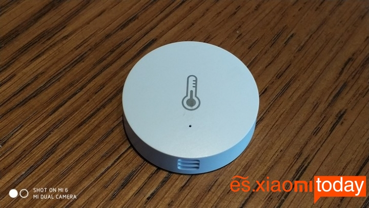 Set Completo Xiaomi Mijia Smart Gateway - Sensor de temperatura y humedad
