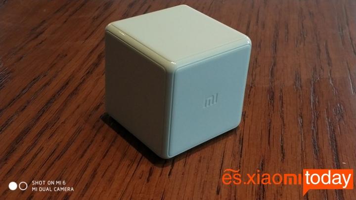 Set Completo Xiaomi Mijia Smart Gateway - Controlador en forma de cubo
