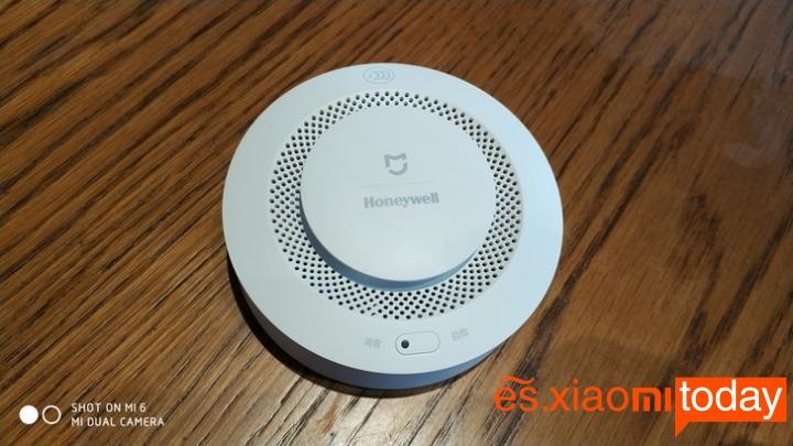 Set Completo Xiaomi Mijia Smart Gateway - Detector de humo