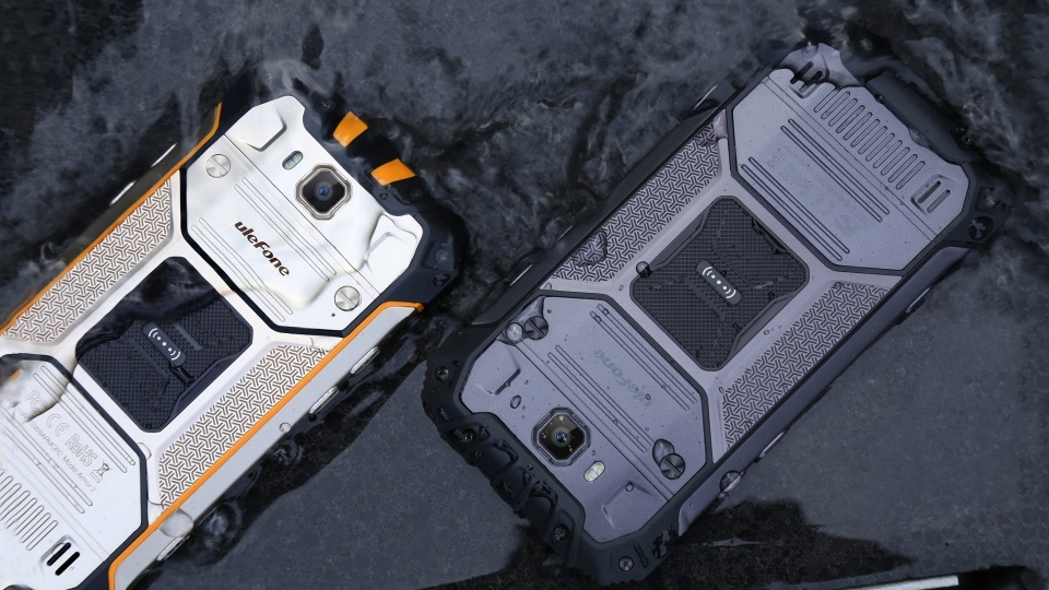 Ulefone Amor 2 waterproof