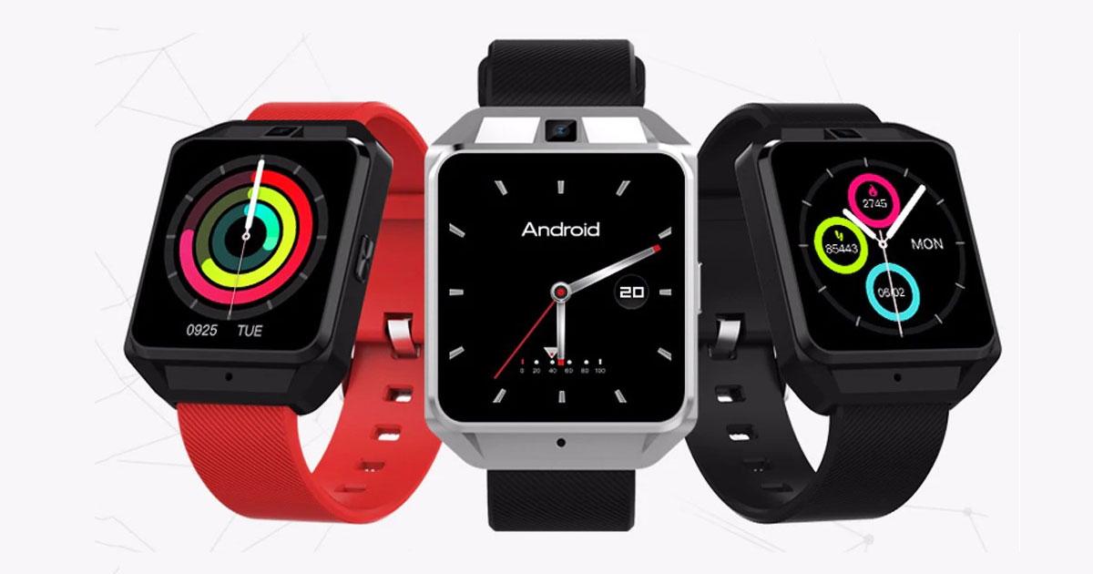 ¡Nuevo Smartwatch Phone H5 4G de Microwear! ¡Es hora! ¡Pónte fit!