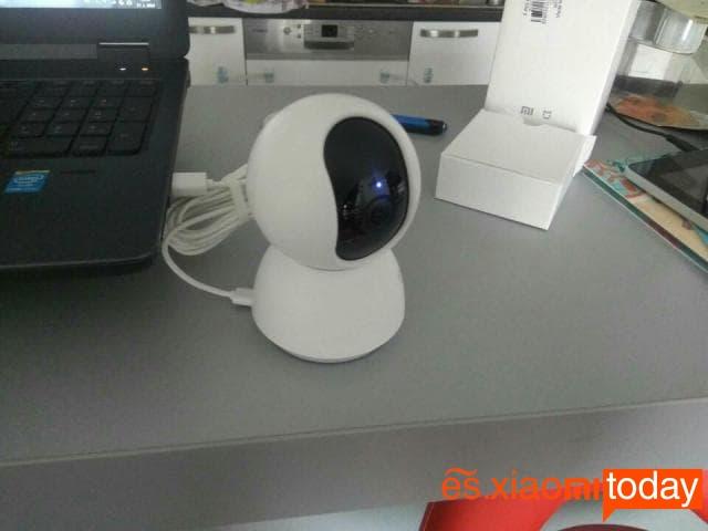 Cámara de vigilancia Xiaomi Mijia Pan Tilt 720P - Conectividad
