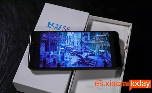 Meizu M6S - Especificaciones