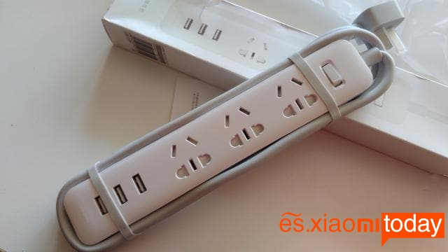 Xiaomi mijia mini power strip - extensión inteligente