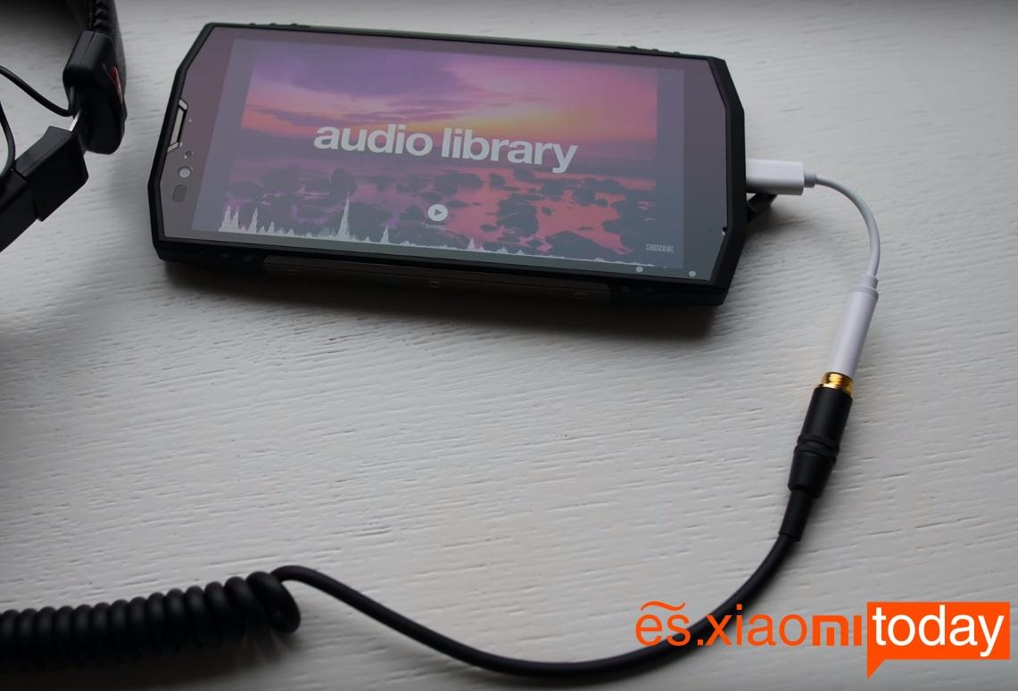 Blackview BV9000 Pro - Audio