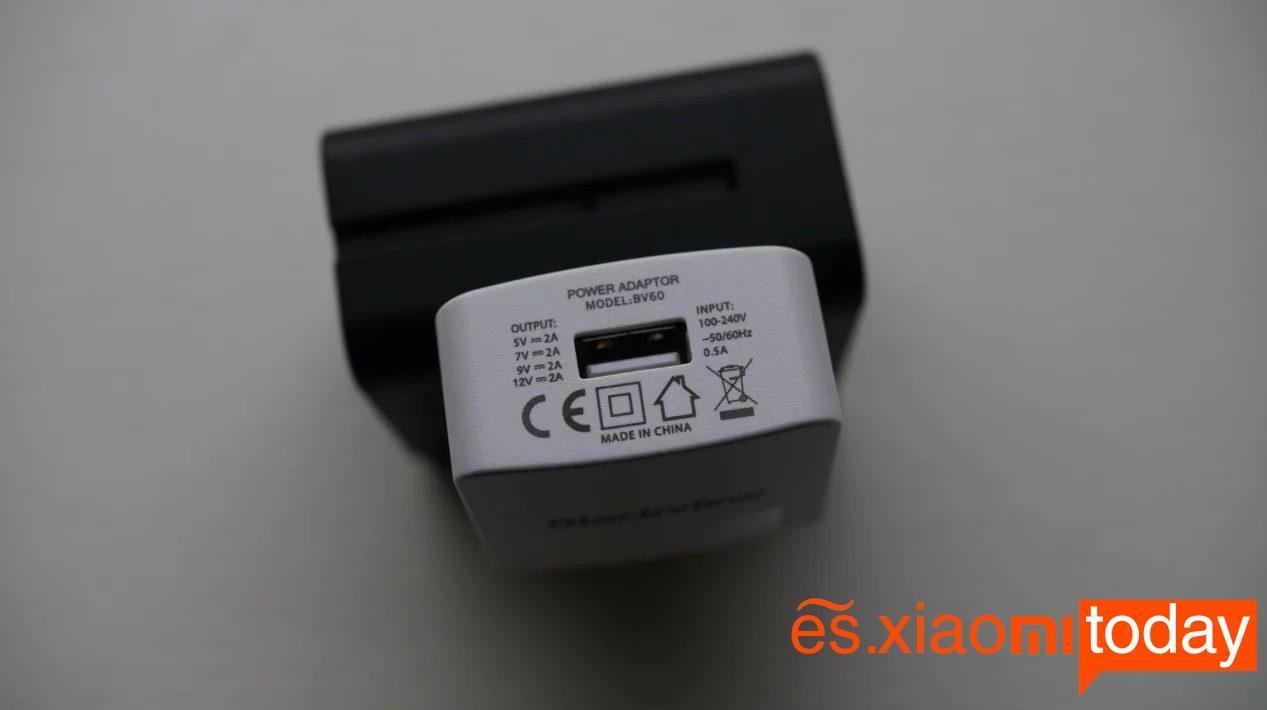 Blackview BV9000 Pro - Cargador