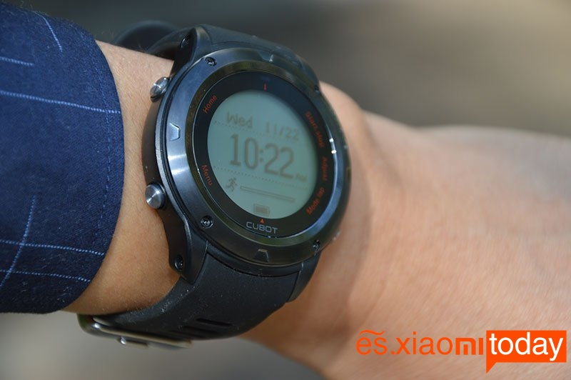 Cubot F1 - nuevo smartwatch