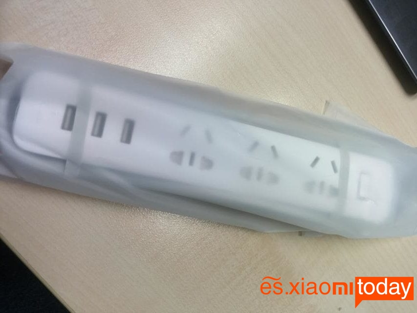 Xiaomi Mijia mini power strip - primera impresión
