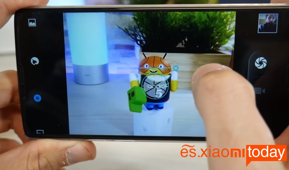 Homtom S9 Plus cámara rendimiento