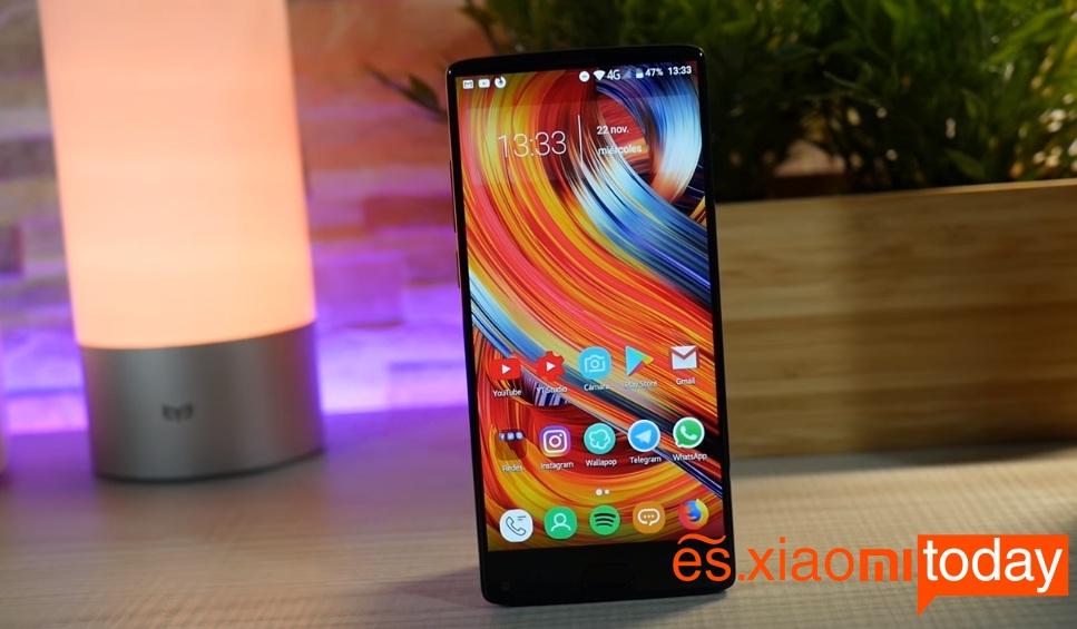 Homtom S9 Plus caja destacada