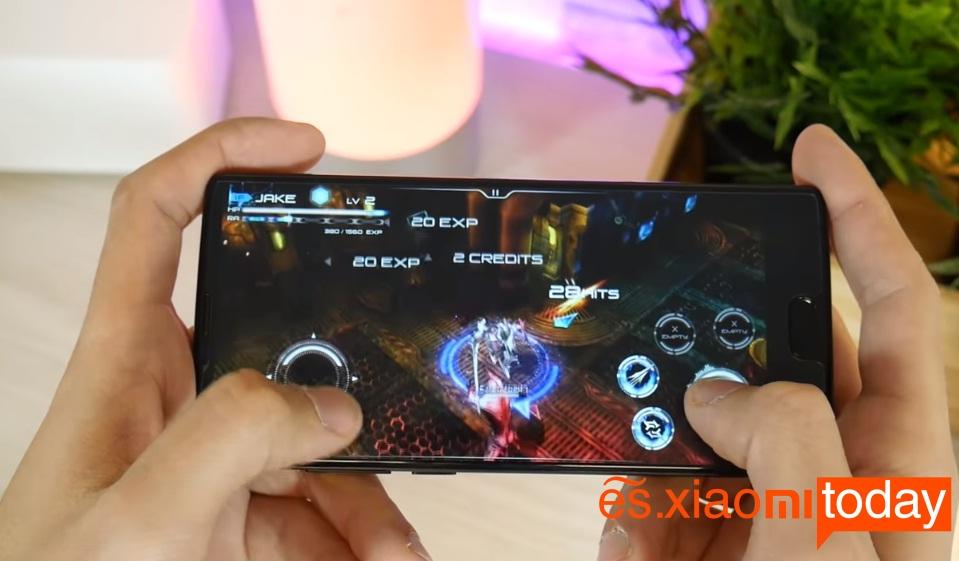 Homtom S9 Plus juegos