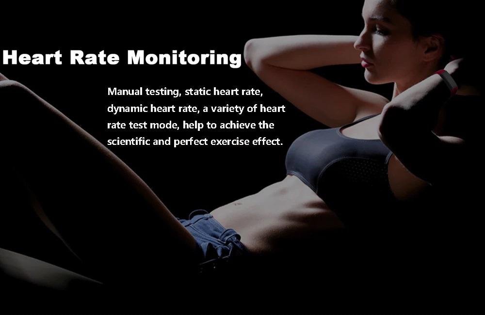 Lenovo HX03W - Monitor de frecuencia cardíaca
