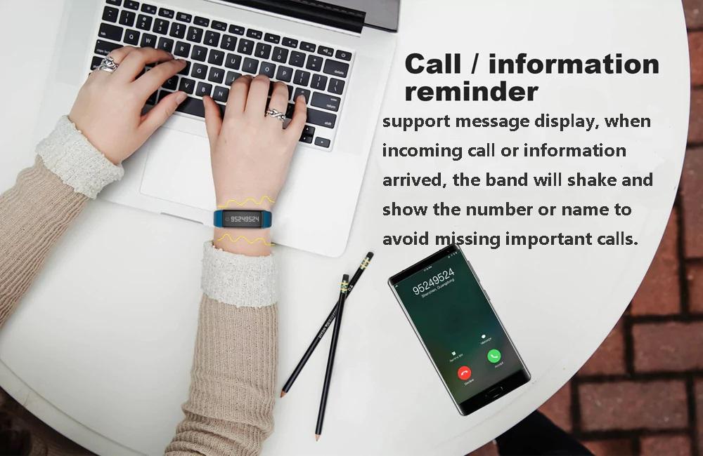 Lenovo HX03W - Recordatorio de llamada o mensaje