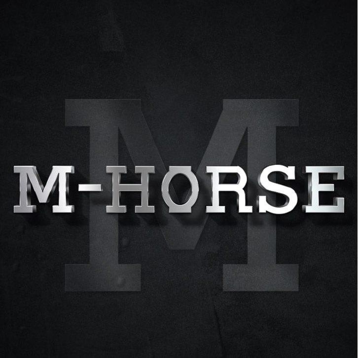 M-horse pure 3 - Logo de M-Horse
