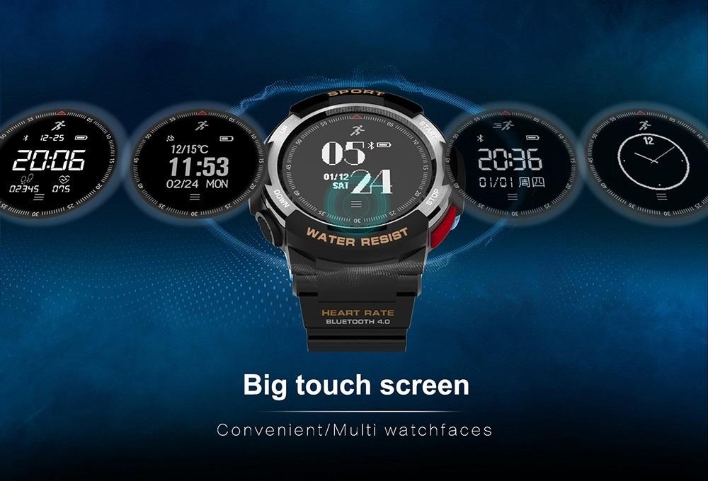 NO.1 F6 - pantalla