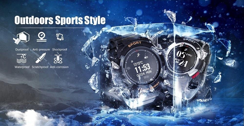 NO.1 F6 - novedoso estilo para deportes al aire libre