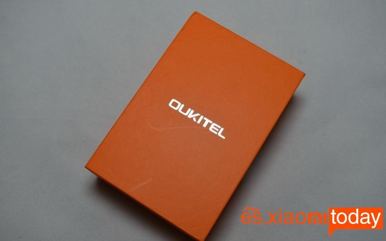 Oukitel S68 Pro caja