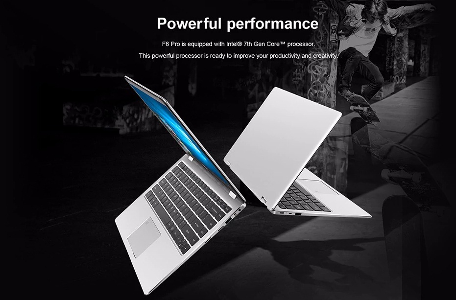 Teclast F6 Pro hardware