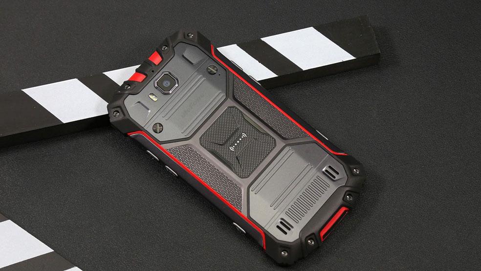 Ulefone Armor 2S: Diseño