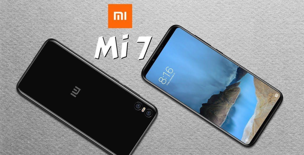Xiaomi Mi 7 carga inalámbrica Destacada