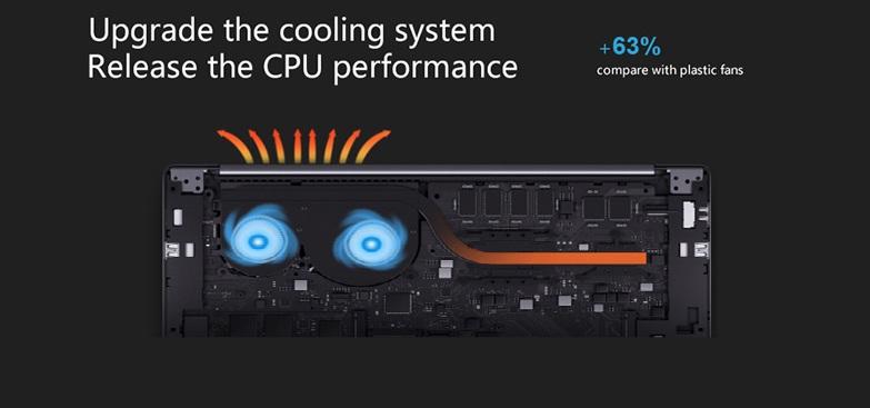 Xiaomi Mi Notebook Air 13.3 diseño