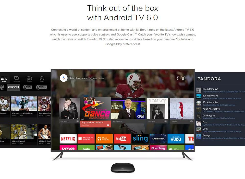 Xiaomi Mi TV Box muestra2