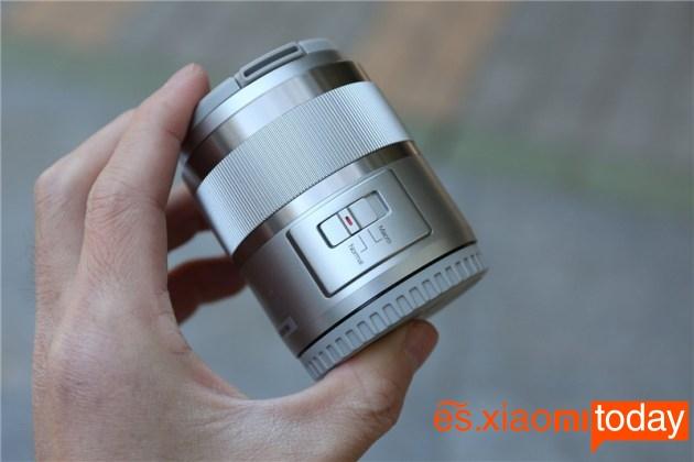 Xiaomi Xiaoyi Yi M1 segunda lente