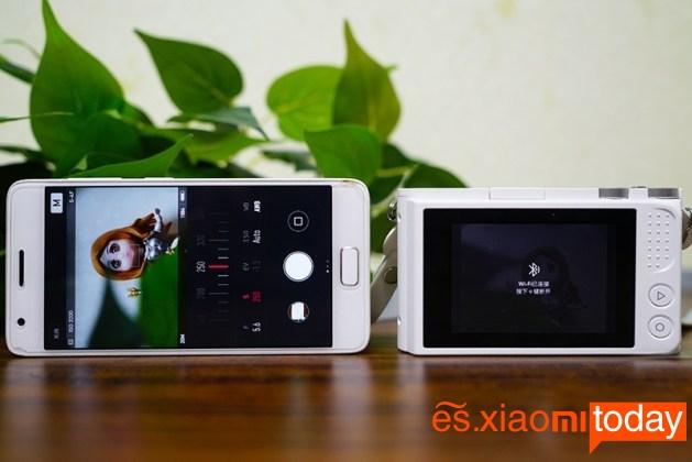 Xiaomi Xiaoyi Yi M1 control remoto