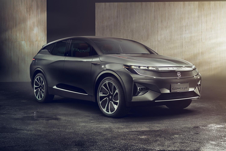 CES 2018: Auto eléctrico Byton