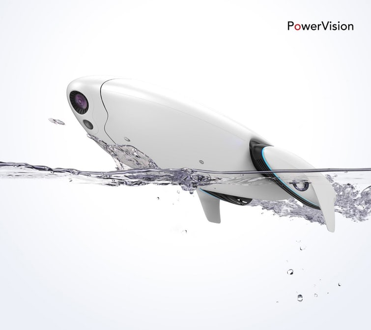 CES 2018: PowerDolphin dron acuático de PowerVision