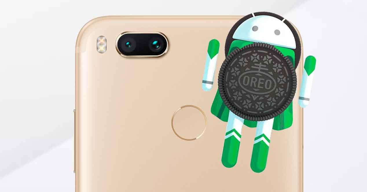 Xiaomi Mi A1 Android Oreo 8.0