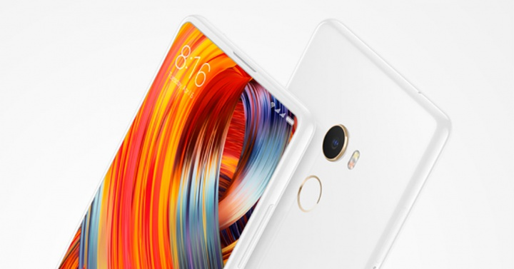 Cámaras posteriores del Xiaomi Mi Mix 2S