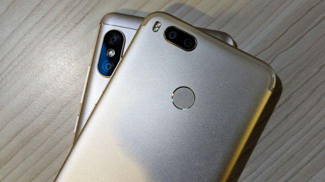 Xiaomi Mi A1 vs Redmi Note 5 Pro: Cámaras