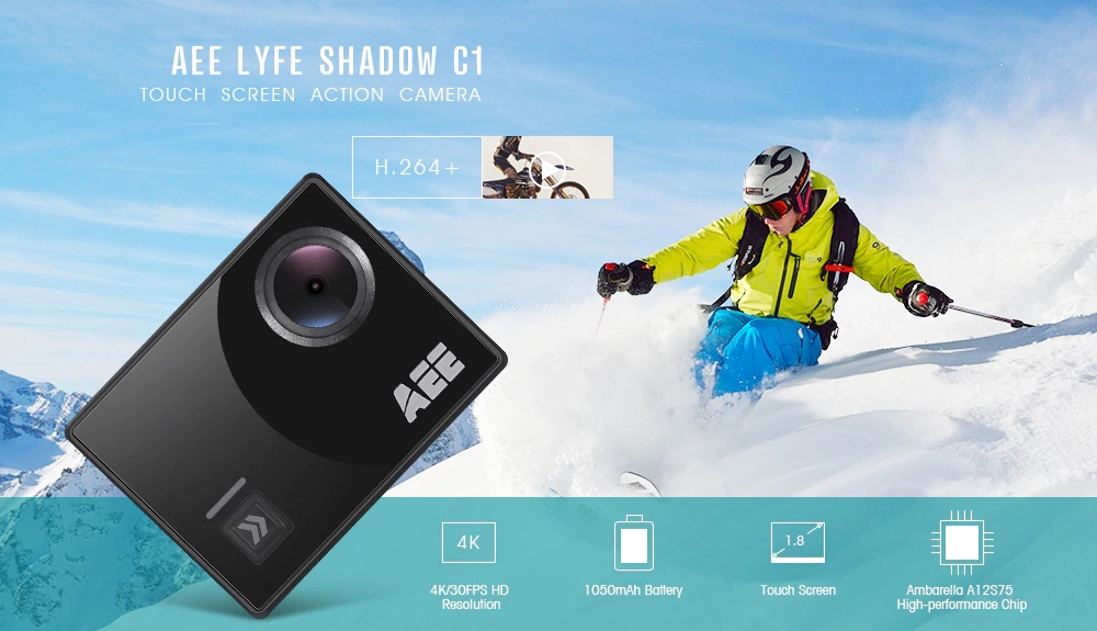 AEE Lyfe Shadow C1 destacada
