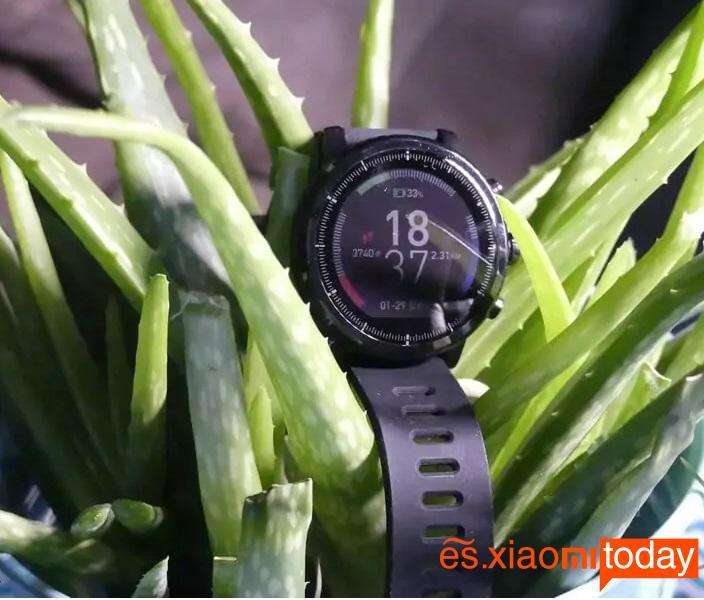 Xiaomi Huami Amazfit 2 - La segunda generación del smartwatch de Xiaomi