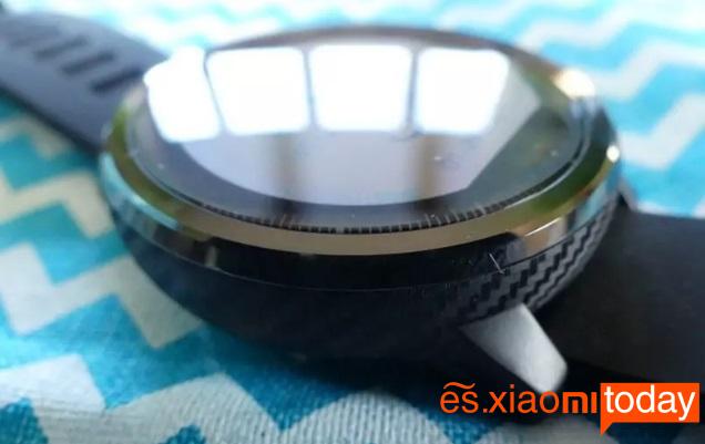 Xiaomi Huami Amazfit 2 - Diseño