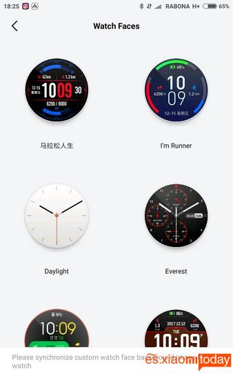 Xiaomi Huami Amazfit 2