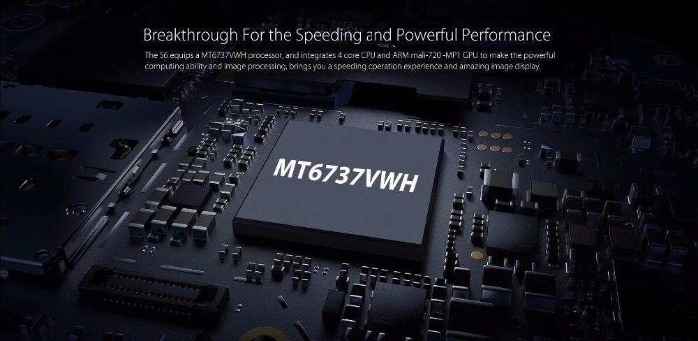 Blackview S6- Hardware y rendimiento
